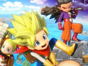 Dragon Quest Builders 2 dévoile son Season Pass