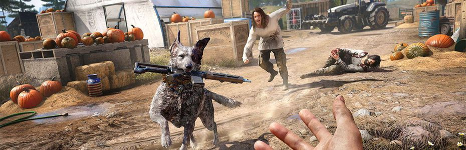 Ubisoft reporte les sorties de Far Cry 5 et de The Crew 2