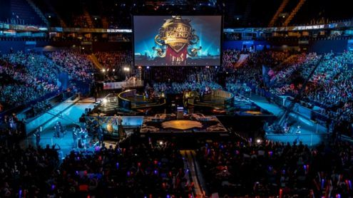 League of Legends:  Destination Rotterdam pour la finale du Spring Split