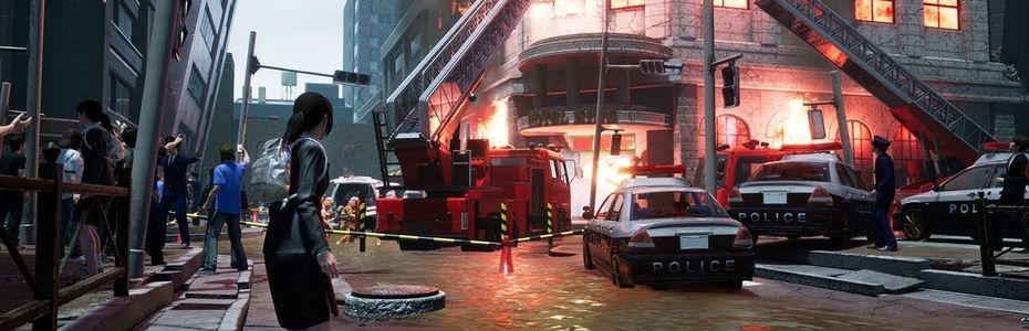 Disaster Report 4:  Summer Memories se localise en Occident pour 2020