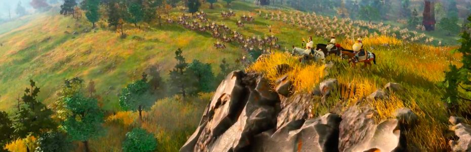 Age of Empires IV passe la seconde et exhibe enfin son gameplay