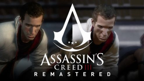 L'image du jour:  Assassin's Creed 3 Remastered, le comparatif PS4/PS4 Pro vs PS3