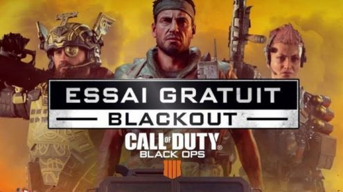 Call of Duty Black Ops 4:  Le mode Battle Royale jouable gratuitement pour 7 jours