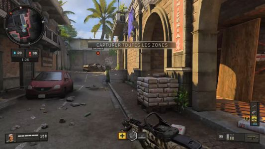 Test - Call Of Duty:  Black Ops 4