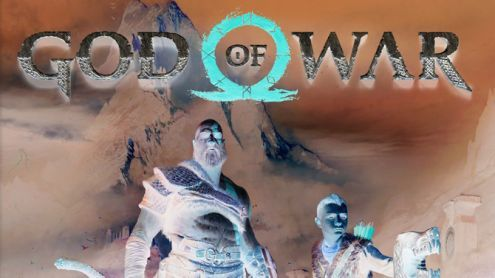 L'image du jour:  La jaquette alternative de God of War