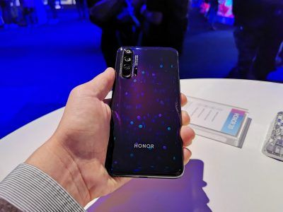 Le Honor 20 Pro sera commercialisé en France le 22 août
