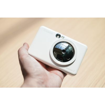 Test:  Canon Zoemini S : un appareil photo compact qui imprime