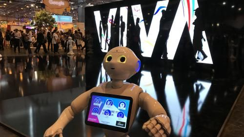 Innovation:  les technologies du futur au salon VivaTech