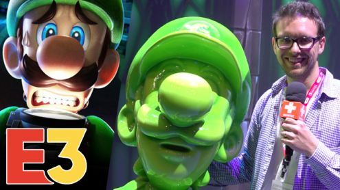 E3 2019:  On a joué à Luigi's Mansion 3, entre coop solitaire et Ghostbusters