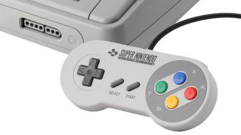 L'image du jour:  Des Joy-Con Switch Super Nintendo