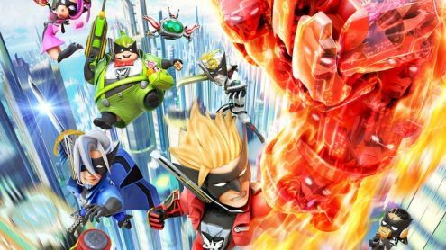 The Wonderful 101:  PlatinumGames le veut vraiment sur Nintendo Switch