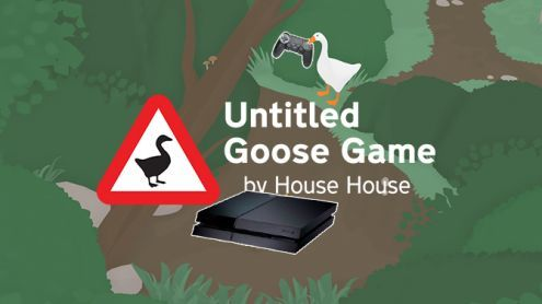 State of Play:  Untitled Goose Game officialisé et daté sur PS4