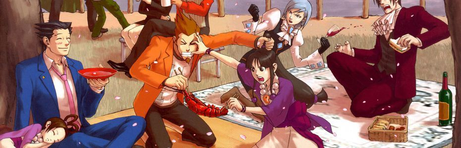Tokyo game show 2018 - Phoenix Wright:  Ace Attorney Trilogy annoncé sur PS4, Xbox One, Switch et PC