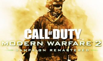 Call of Duty Modern Warfare 2:  le remaster s'officialise enfin, une première image !