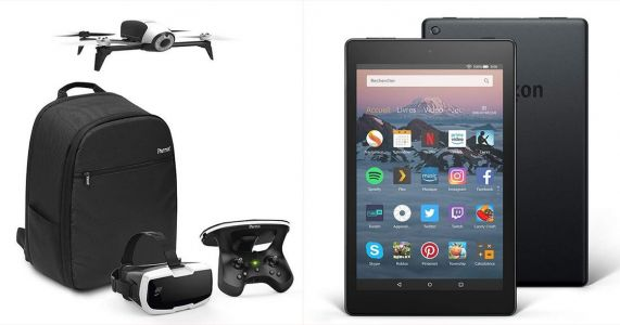 6 produits high-tech en promotion pour le Black Friday !