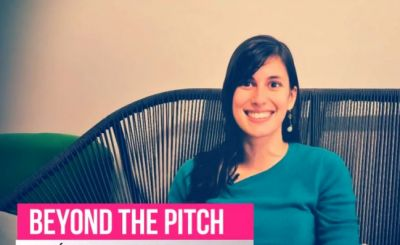 BeyondThePitch: Chloé Julien, CEO de BandSquare