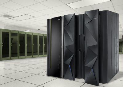 Docker Enterprise supporte les mainframes d'IBM