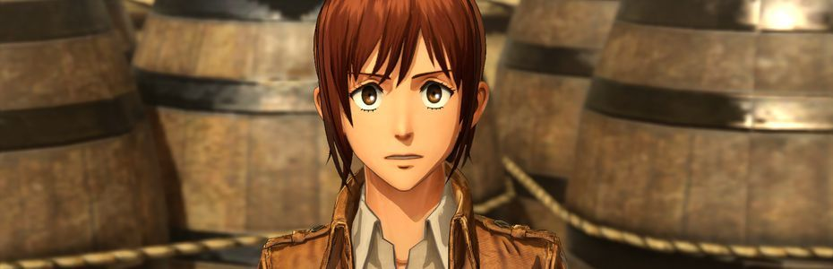 Koei Tecmo montre Attack on Titan 2 sur Switch et PS Vita