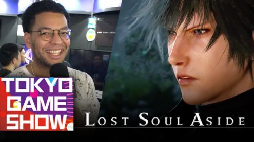 TGS 2018:  Rudy a joué à Lost Soul Aside, un jeu entre Final Fantasy et Devil May Cry