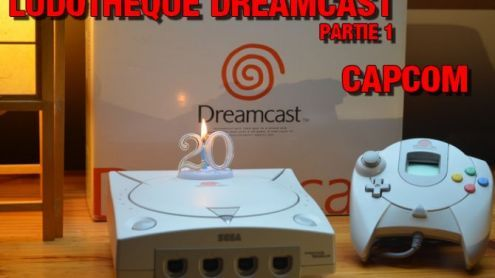 Ludothèque Dreamcast :  Capcom - Post de Kenji Seang