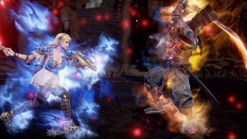 PlayStation Experience 2017:  SoulCalibur VI montre du gameplay