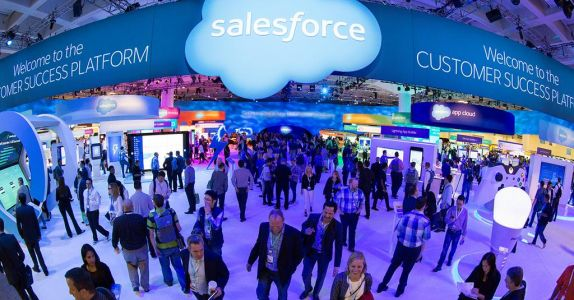 CRM:  Salesforce présente Integration Cloud
