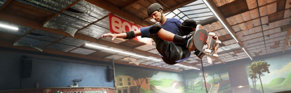 Tony Hawk's Pro Skater 1 et 2 roule en direction des PS5, Xbox Series et Switch