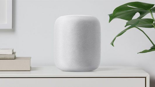 Le HomePod d'Apple sera disponible en France au printemps
