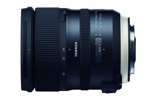Black Friday - Tamron SP 24-70 mm f/2,8 G2 à moins de 1 000 €