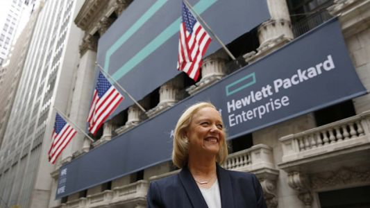 Meg Whitman cède la direction de HPE début 2018