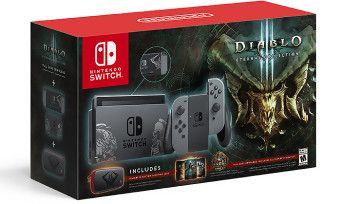 Diablo III Eternal Collection:  Nintendo prévoit de sortir un pack collector avec la Switch