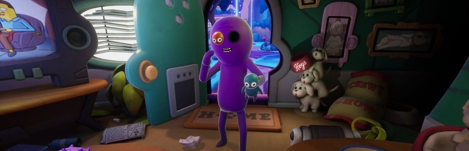 L'immonde et hilarant Trover Saves the Universe s'invite sur Xbox One et Switch