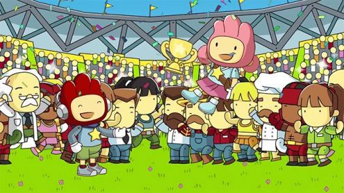 Scribblenauts Showdown officialisé sur Nintendo Switch, PS4 et Xbox One