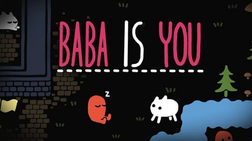 TEST de Baba is You:  C'est moi Baba, le roi du puzzle-game