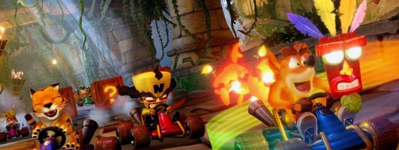 Preview de Crash Team Racing, on l'attend encore plus
