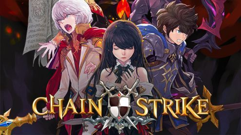Com2uS lance Chain Strike sur iOS et Android !