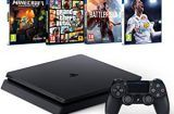 Black Friday:  les packs PS4 + 4 jeux à partir de 299,99€ !