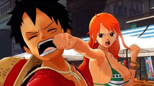 One Piece World Seeker:  Un nouveau trailer qui tabasse
