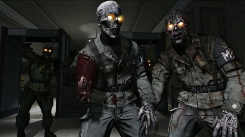 Call of Duty Modern Warfare:  Un concept-art du mode Zombie se dévoile