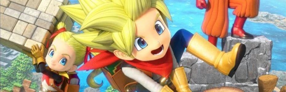 Dragon Quest Builders 2 se bricole un season pass