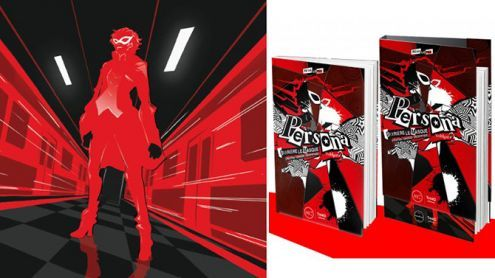 Persona 5 tombe le masque chez Third Editions