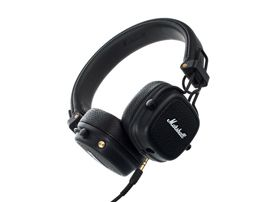 Bon plan:  le casque Marshall Major 3 à 79,99€ au lieu de 149,99