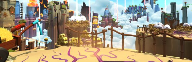 A Hat in Time aussi sur PS4 et Xbox One
