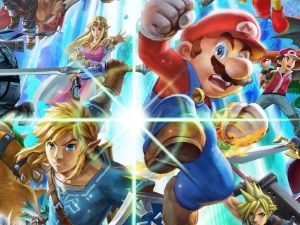 Smash Bros Ultimate:  déjà 3 millions aux USA + record absolu en Europe