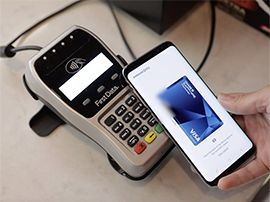 Apple Pay vs. Google Pay vs. Samsung Pay:  le match des solutions de paiement mobile
