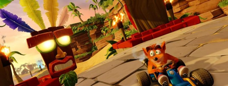 Crash Team Racing:  Le remake dévoile son mode aventure
