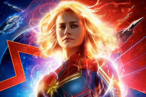 Captain Marvel continue d'exploser le box-office américain