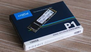 Black Friday - Le SSD NVMe Crucial P1 de 1 To à 189,99 €