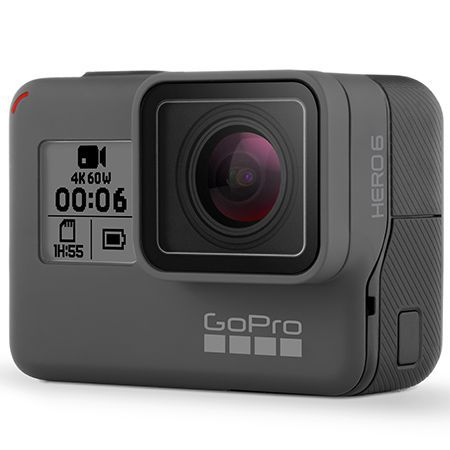 French Days - La GoPro Hero6 Black et la Hero7 White en promo