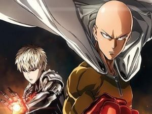 One Punch Man:  le trailer de la GamesCom